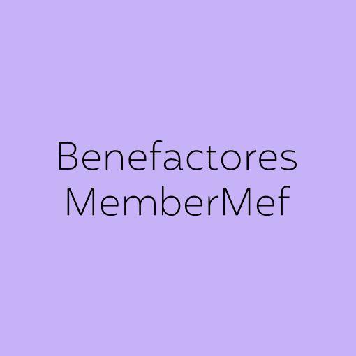 Benefactores MemberMef