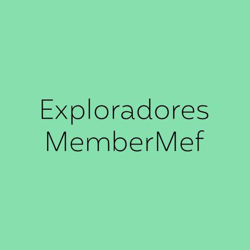 Exploradores MemberMef